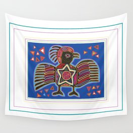 Panama Molas Wall Tapestry