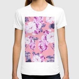 Flora temptation - sunset T-shirt