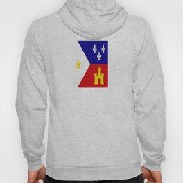 Acadiana Flag Hoody