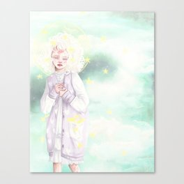 Low Canvas Print