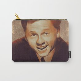 Mickey Rooney, Hollywood Legend Carry-All Pouch