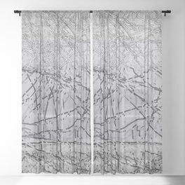Night Cruize Sheer Curtain