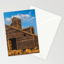 Grain Elevator 9 Stationery Cards