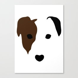 Russell Terrier Canvas Print