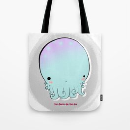 Lil Squid Tote Bag