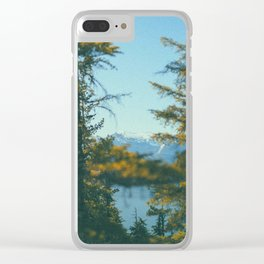 Into the Wild XV Clear iPhone Case