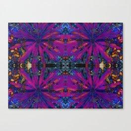Hopi dream geometry III Canvas Print