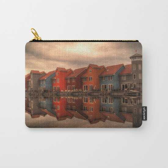 Groningen houses Carry-All Pouch