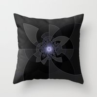 tron Throw Pillows featuring Tron Kaleidoscope by 2sweet4words Designs
