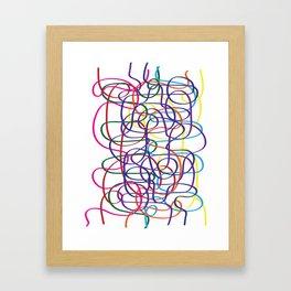 Le Ponche Framed Art Print
