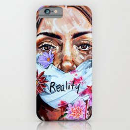 Silence is Compliance iPhone Case