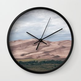 Ridge Wall Clock