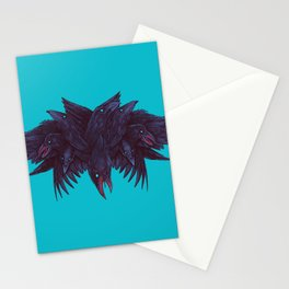 Crowberus Reborn Stationery Cards