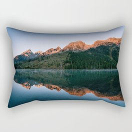 String lake Rectangular Pillow