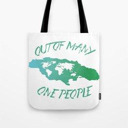 Jamaican Motto Tote Bag
