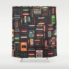 Atari Shower Curtain