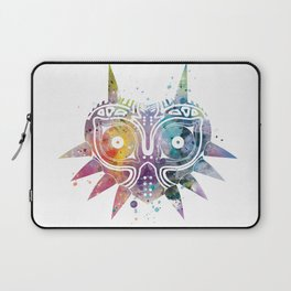 Majoras Mask Laptop Sleeve