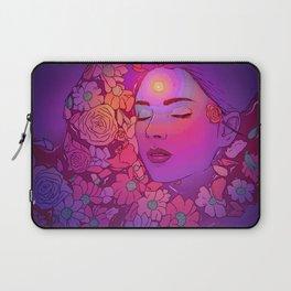 Floral Bath 2 | 2018 Laptop Sleeve