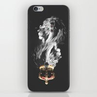 royal iPhone & iPod Skins featuring royal by min'