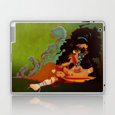 Calypso the Voodoo Priestess  Laptop & iPad Skin