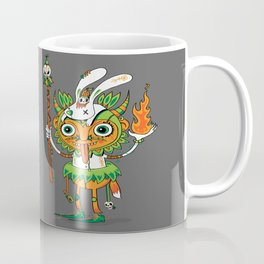 The Hoodoo Man Coffee Mug