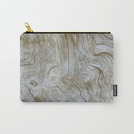 The Worn Wood Carry-All Pouch
