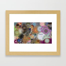 Energy Series: Essence Framed Art Print