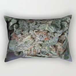 Master Kush Medical Marijuana Rectangular Pillow