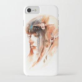 Kolibri iPhone Case