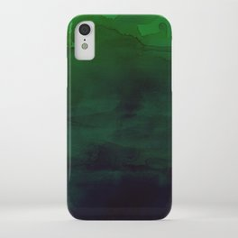 Watercolor (Witch's Blood) iPhone Case