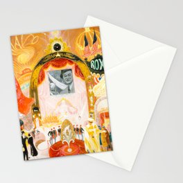 The Cathedrals of Broadway by Florine Stettheimer, 1929 Stationery Cards