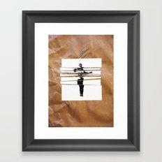 nnbjhg Framed Art Print