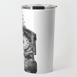 Clock Travel Mug