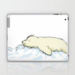 Baby Seal Laptop & iPad Skin