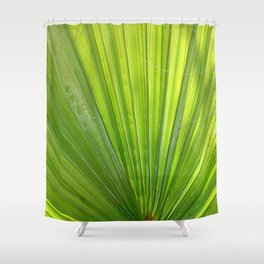 Fan of Nature Shower Curtain
