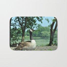Deluxe Ducks #16 Bath Mat