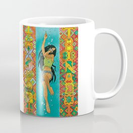 Cover of Trinadot Issue 3 Coffee Mug