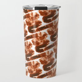 Paint Waves II Travel Mug