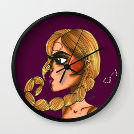 Escorpio Wall Clock
