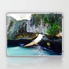 Bali Bodyboarder Uluwatu Laptop & iPad Skin