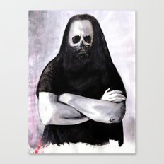 As If That Blind Rage Had Washed Me Clean Canvas Print