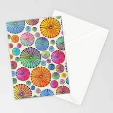 Coctail Umbrellas - Summer Memories Stationery Cards