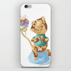 Camelot & Bee iPhone & iPod Skin