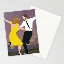 a lovely night Stationery Cards