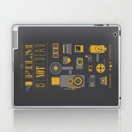Film is not dead  Laptop & iPad Skin