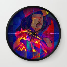 ZoooooZ - Pop Art Joaquin Wall Clock