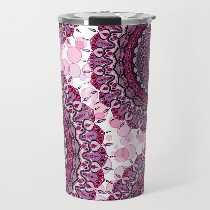 Mandala Forza spirituale Travel Mug