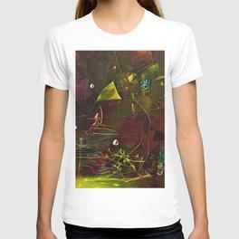 El vértigo de Eros (Abstract Expressionism) by R. Matta T-shirt