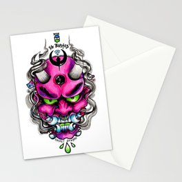 Mean Mega Mike Stationery Cards