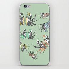 grab my crabs iPhone & iPod Skin